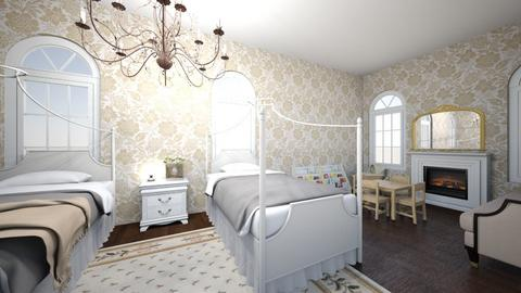 gabbys kids room - Kids room  - by harrystyleswife333
