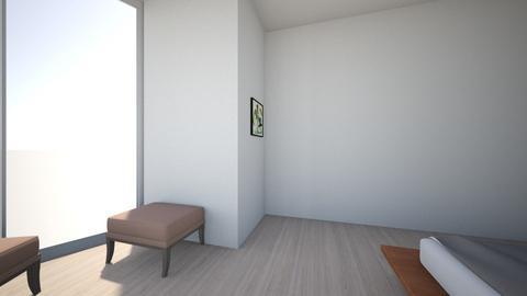 cuarto 1 - Modern - Bedroom - by tatispinzona