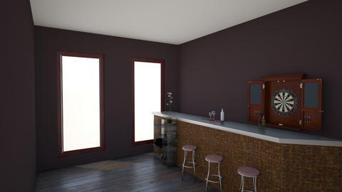 Winter Kitchen - Modern - Kitchen  - by xavierwold