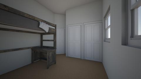 Arthurs Room  - Kids room - by ApatrusCruz