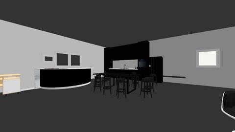 oklk - Modern - Living room  - by Fedehp9000ok