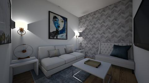living room project - Modern - Living room  - by BryannaHofheins