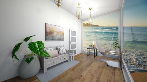 Sunroom 1 - Living room  - by Lexidesign