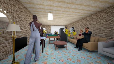 playing room - Modern - by beata vania
