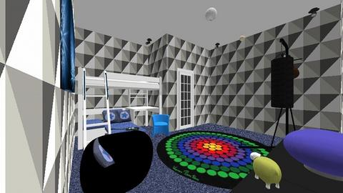 kiaju boys - Modern - Bedroom - by Kiaju Girl
