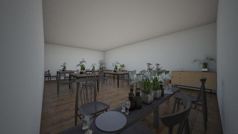 ristorante - Modern - by cicabu