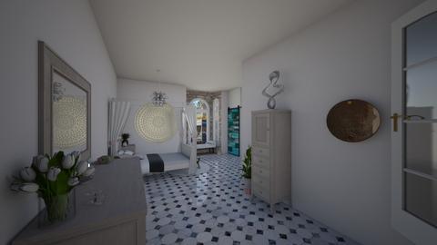 Master Suite - Bedroom  - by LSDESIGNS