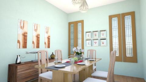 JMD Dining Room - Dining room - by Jaja Mdr