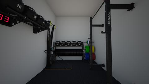 garagegym - by rogue_b9332038629b1ab2ab83fb1b06354