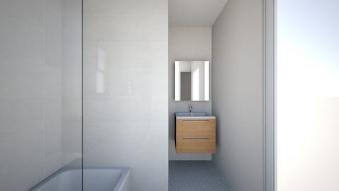 bathroom v4 - Bathroom  - by aandrei1