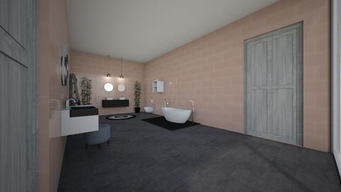 Dreamhouse - Modern - Bathroom  - by Marlisa Jansen