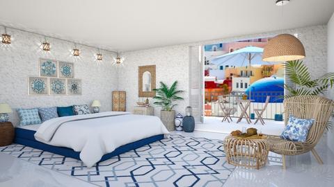 Greek - Bedroom  - by Vicesz