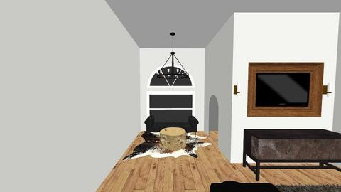 Bear House _ living room - Living room - by deleted_1591088712_Baylea_rae