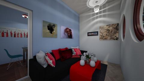 Living room dinning room - Living room  - by Little_Laya