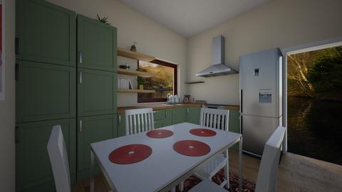 Kitchen 11b - Kitchen  - by cildy2013