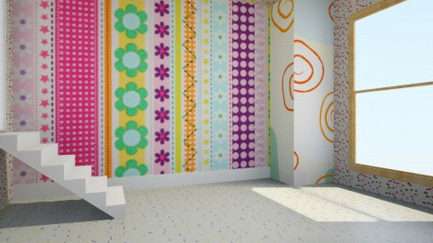 abc - Bedroom  - by ruaa shan