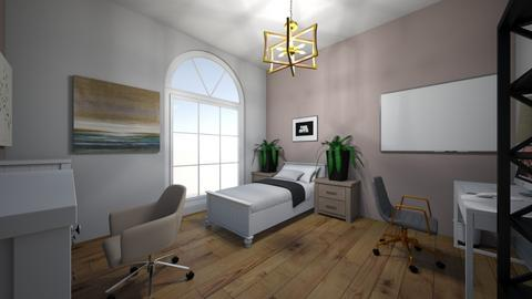 cuarto 2 - Bedroom  - by iuw_slimIII