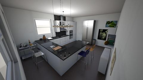 EHH - Kitchen  - by kinzey_yvonne