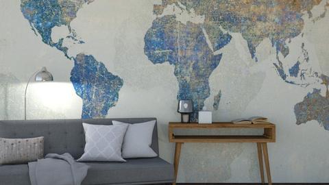 Dakota Remix - Global - Living room  - by KittyKat28