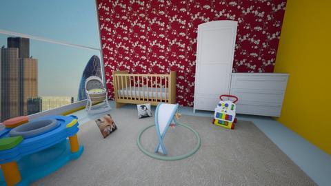 sabay - Kids room  - by Sierran