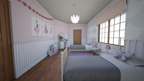 070620  II - Kids room - by AleksandraZaworska98