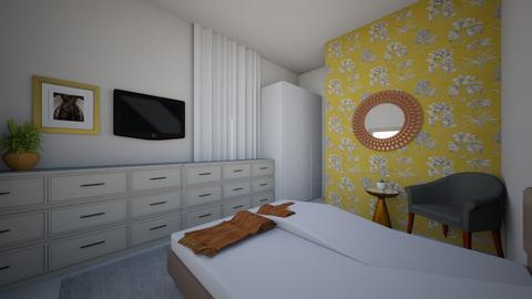 sigals room 1 - Bedroom - by talbnsh