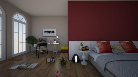 fff - Modern - Bedroom - by amilya