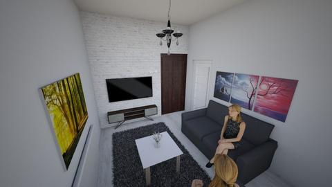 ghgbg - Living room  - by filozof