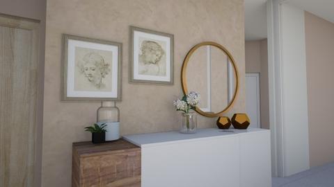Chiara angolo lettura - Bathroom  - by laura suino