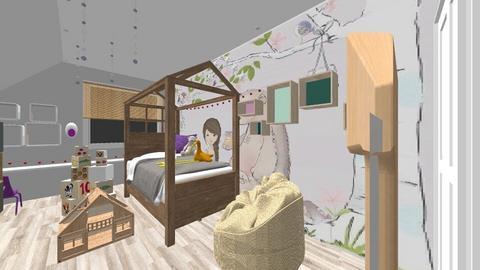 P KLAUDIA GORA 2 - Modern - Kids room  - by DERRYS