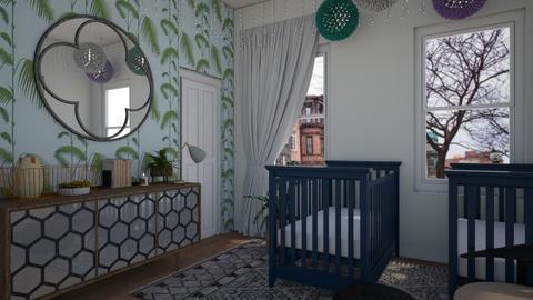 GO TO SLEEP  - Bedroom  - by heynowgregory