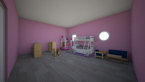 Julia finklea - Feminine - Kids room  - by 27jfinklea