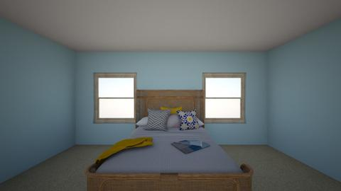 Monica - Bedroom  - by Tyler_NeedsSleep14