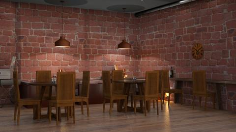 Traditional Restaurant  - Dining room  - by ItsKalaniOfficial