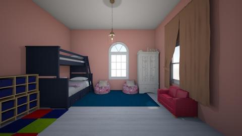 Kids room  - Kids room  - by LeighannHoran