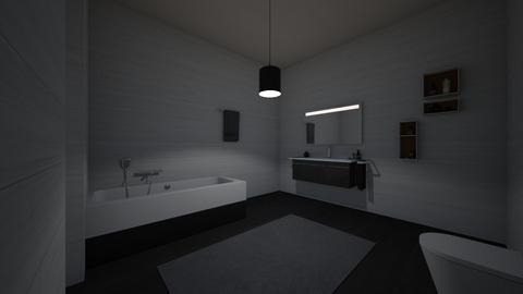 Modern Bathroom - Modern - Bathroom  - by lourdes_dahm