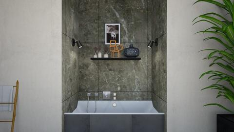 B1 - Bathroom - by romanachiara