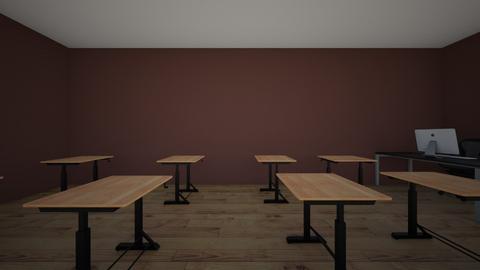DT classroom - Office  - by BenLamm
