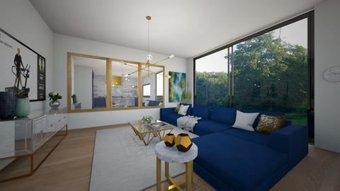El Bosque - Living room  - by flacazarataca_1