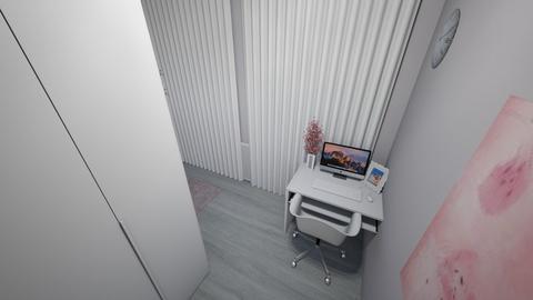 Van de Spiegel Bedroom 4 - Bedroom  - by Koalemily