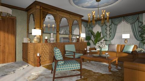 Art Nouveau Living - by ZsuzsannaCs