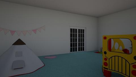 Innovation - Kids room  - by Emma3947