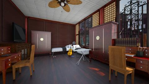 Filipino Bedroom - Classic - Bedroom  - by SammyJPili