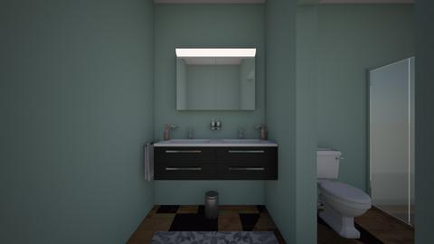 upstairs bathroom - Bathroom  - by faithyondola