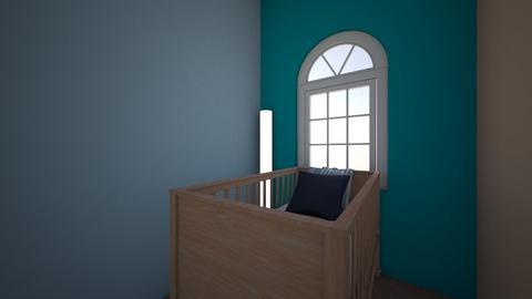 THE SIMS BABY ROOM 1 - by nicolefaithv