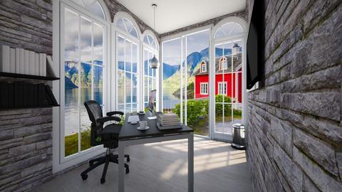 Luxury office - by KristinaLawyer