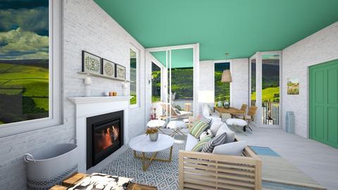 Felisa - Living room  - by Ferplace