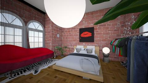 design a bedroom - by juliahumphrey