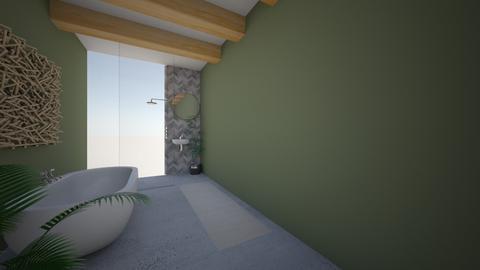 bathroom - Bathroom  - by Luella09