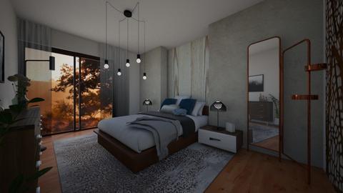 22_03 - Bedroom - by michaela_sebova